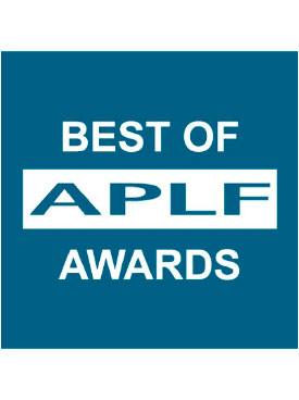 Best of APLF awards for the new Biconic Belt